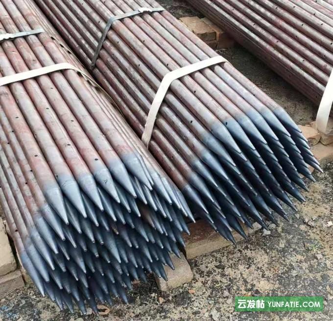 隧道工程注浆小导管生产加工厂家_瑞林管道