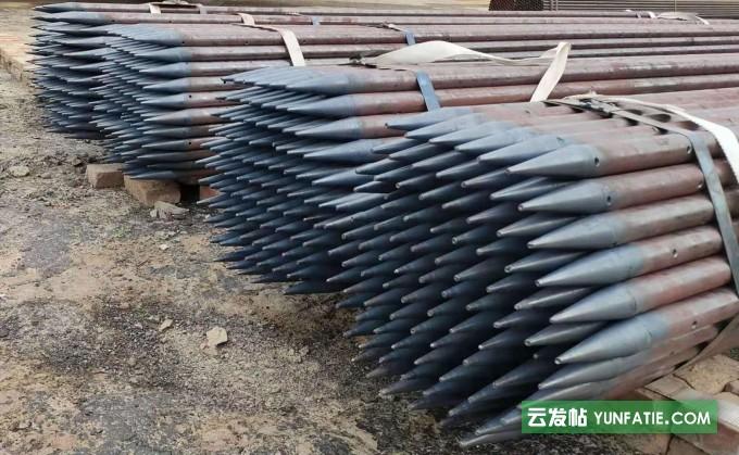 桥梁工程注浆导管专业生产加工厂家_瑞林管道
