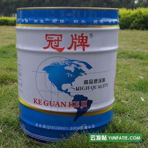 重庆反光漆-反光涂料-科冠厂家供应