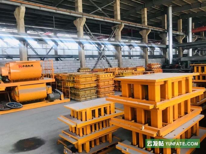 厂家直销砖机设备生产·免烧砖机·砖机磨具·码垛机等