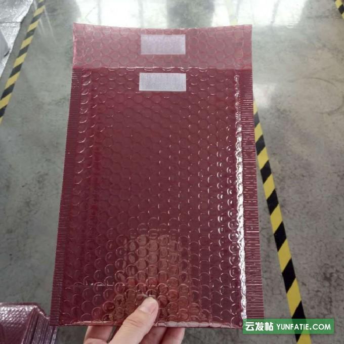 凯琦包装厂家生产屏蔽膜汽泡袋