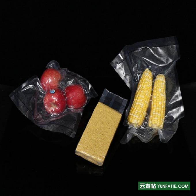 新鲜果蔬肉类熟食水产品海鲜家禽制品豆制品真空袋_铝箔袋