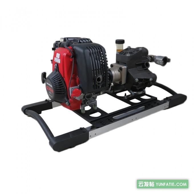 背负式森林消防高压泵BT-58/500(B)单缸四冲程_风冷