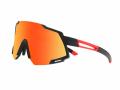 正东PC半框偏光防风防沙抗UV骑行眼镜运动护目镜