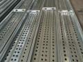 建筑工程镀锌防滑钢跳板的规格及重量表