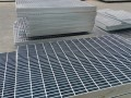 电厂平台Q235防滑钢格栅板厂家